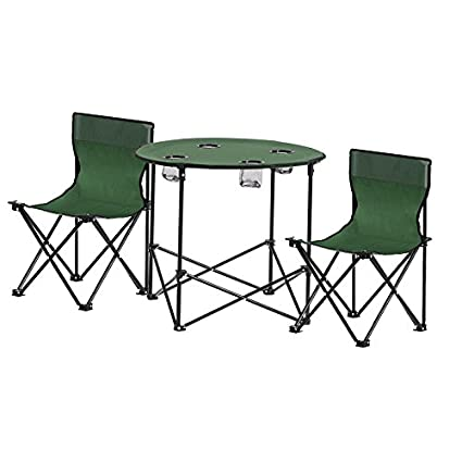 Mesa HUO sillas Plegables al Aire Libre Picnic portátil Rango de conducción Salvaje tamaño Opcional Multifuncional