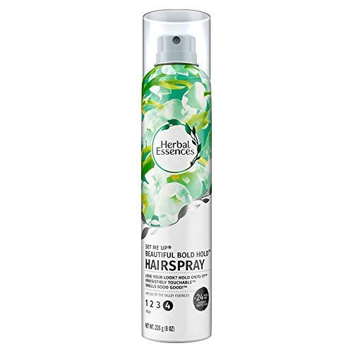 Herbal Essences Set Me Up Beautiful Hairspray