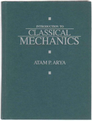 41 Best Classical Mechanics Books of All Time - BookAuthority