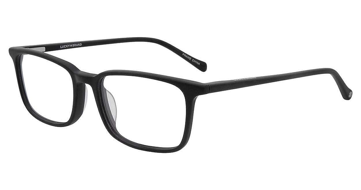 Eyeglasses Lucky Brand D 811 Matte Black MATTE BLACK