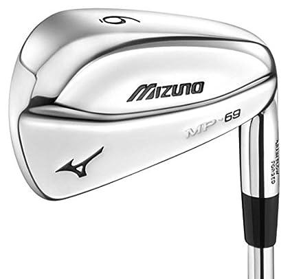 Amazon.com: Mizuno MP 69 Iron Set 3-PW Stock Steel Shaft ...