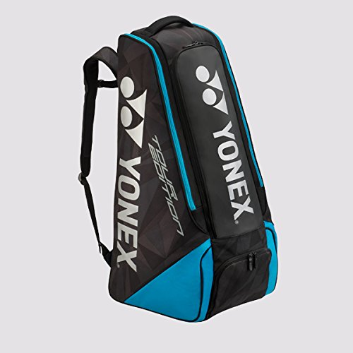 Yonex 2018 New 9813 Pro Stand Black/Blue Racket Bag