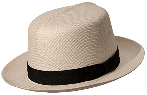Casa Blanca Optimo Crown Panama Hat (XXLarge 2 1/8