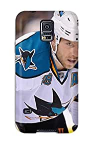 For Galaxy Case, High Quality San Jose Sharks Hockey Nhl (39) For Galaxy S5 Cover Cases