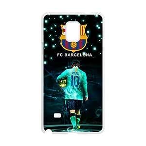 FCB FC BARCELONA Cell Phone Case for Samsung Galaxy Note4 WANGJING JINDA