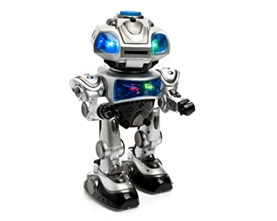 Robokid Remote Controlled RC Dancing Robot w/Missile Disc Launcher ---NEW!