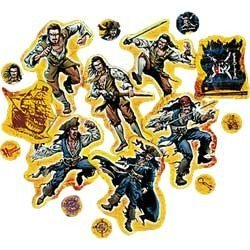 Pirates of the Caribbean Paper Confetti (1