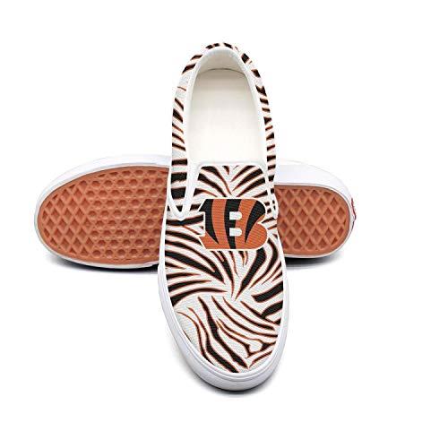 RegiDreae Canvas Slip on Sneakers for Women Fashion Sneaker Comfortable Flat ()