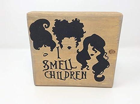 Amazon.com: Iliogine - Placa decorativa de madera con texto ...