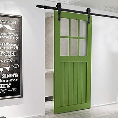 Quaincaillerie - Kit de riel de 183 cm, interior y exterior, de ...