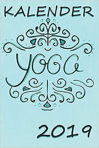 Kalender Yoga 2019: 2019 Planer mit Verschiedenen To Do ...