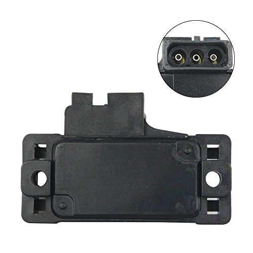 FOLCONROAD Manifold Absolute Pressure Sensor MAP Sensor For GM Chevy Buick GMC Pontiac Saturn Isuzu Jeep Cadillack [US Wearhouse]