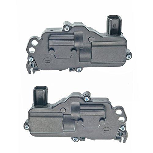 ght Door Lock Actuators Motors for Ford Explorer F-150 FiveHundred Freestyle Lobo Mustang Taurus Lincoln Aviator MarkLT Mercury ()