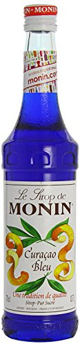 Monin 1 Blue Curacao Syrup, 700Ml
