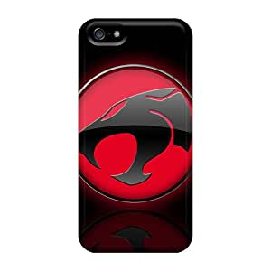 JamieBratt Iphone 5/5s Best Hard Phone Case Support Personal Customs High Resolution Thundercats Pattern [BgP15272eYAx]