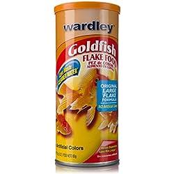 Wardley Premium Goldfish Food Flakes - 3oz