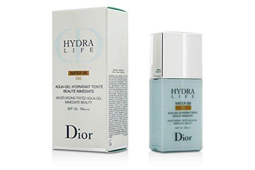 Dior Tinted Moisturizer (Dior Christian Hydra Life Water Bb Moisturizing Tinted Aqua-Gel SPF 30 - 030 - 30ml/1oz)