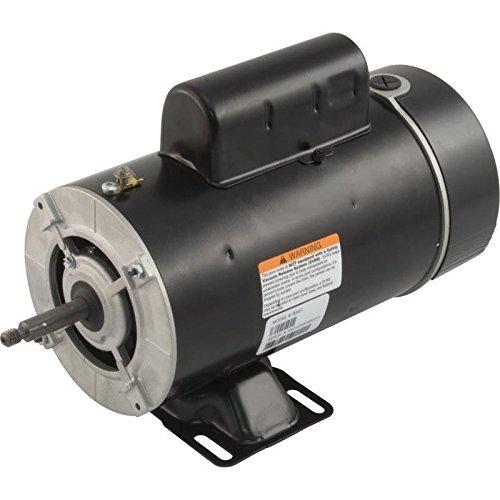 A.O. Smith BN-61 48 Frame Thru Bolt 2HP 230V 2 Speed Motor - 48 Frame Thru Bolt Motor