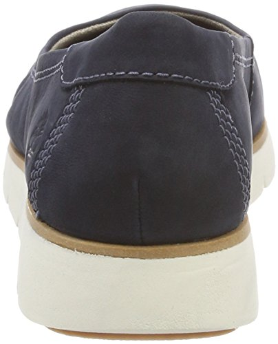 Timberland Florence Air, Ballerine Donna Blu (Dark Total Eclipse L42)