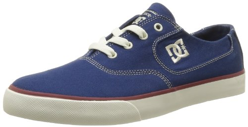 DC Shoes Flash Tx M Shoe Esu - Zapatillas de Skateboarding hombre azul - Blau (ESTATE BLUE)