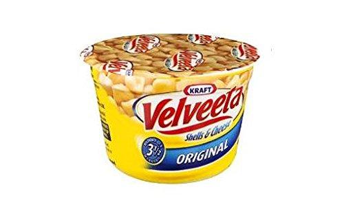 Velveeta Original Shells & Cheese (Pack of 9) 2.39 oz Singles