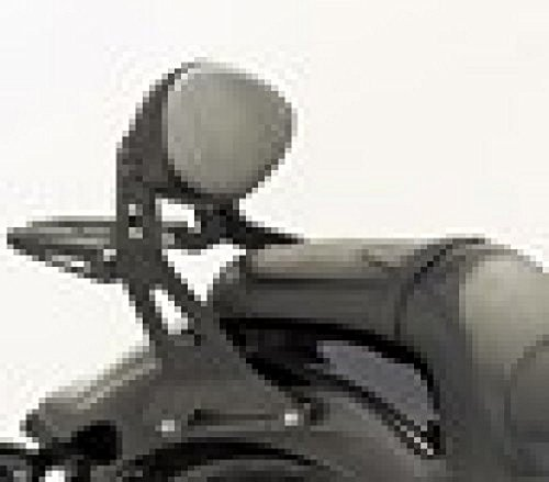 Yamaha 27D-F84A0-P1-00 Midnight Short Quick-Release Passenger Backrest by Yamaha (Image #1)'