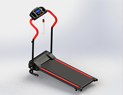 Exacme 6400-0360BK Combo 500W Folding Electric Motorized Treadmill