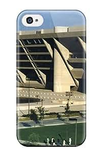 For Iphone 4/4s Fashion Design Dallas City Case 9848892K39389352