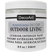 Decoart DECADOL-36.02 Outdoor Living 8oz Picketfence Americana Outdoor Living 8oz Picket Fence
