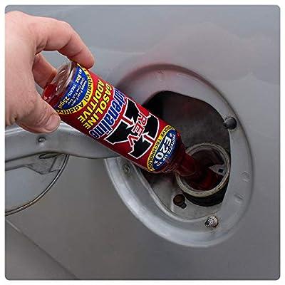 REV X Adrenaline Gasoline Fuel Treatment - 8 fl .oz. (8): Automotive