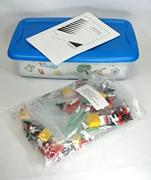 Amazon.com: DNA Model Kit, 12 packets: Toys & Games