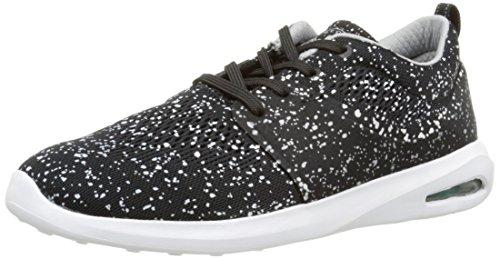 Globe Mahalo Lyte - Zapatillas de skate Hombre Negro - Noir (Dust/White/Grey)