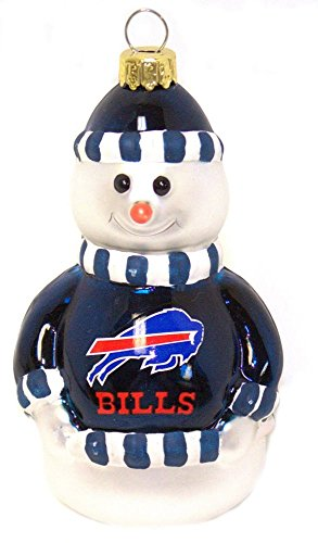 NFL Snowman Buffalo Bills