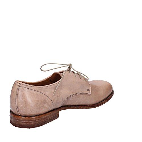MOMA - Zapatos de cordones de Piel para hombre beige beige