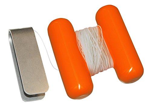 Taylormade Orange Buoy - Taylor Made Products 153 Hot Spot Fishing Marker Buoy, Orange