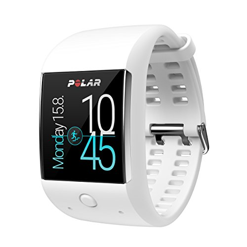 POLAR Smartwatch M600, White, M/L, 90062398