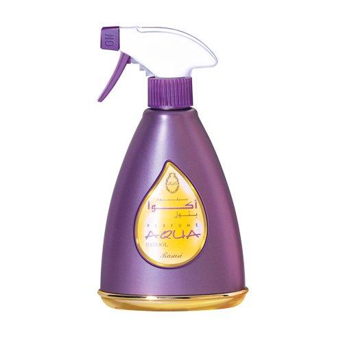 Rasasi Mist Bushra, Batool, Kausar, Zeenat Al Farsh, Perfume Aqua Afrah - 375 ml (Batool) ()