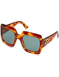 GG0053S Oversize Square Sunglasses 54 mm