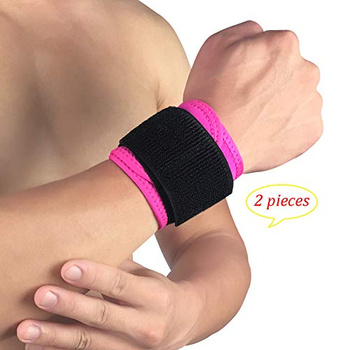 Amazon.com : TZTED Compression Strap Wrist for Fitness, Weight Lifting, Protection for Men & Women Crossfit with Wrist Brace, Black : Sports & Outdoors