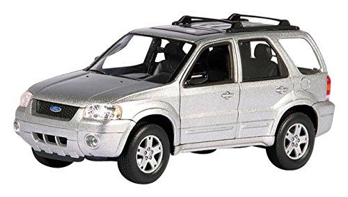 1/24 2005 フォード エスケープ リミテッド(シルバー) WE22463S
