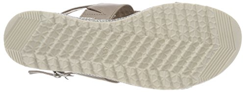 MARCO TOZZI premio Women's 28614 Sling Back Sandals Brown (Taupe Comb 344) outlet 2015 YB4sZRWUVy