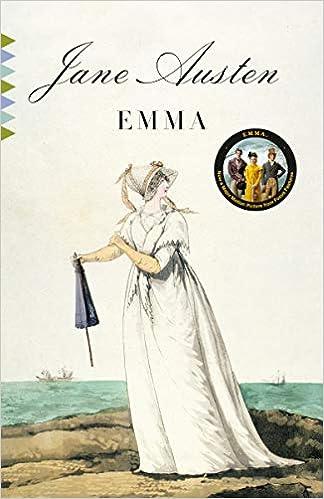 Emma (Vintage Classics): Austen, Jane: 9780307386847: Amazon.com ...