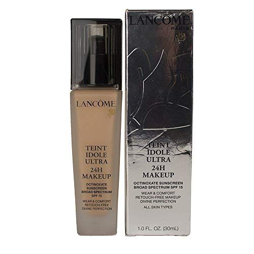Lancôme Teint Idole Ultra 24h Wear & Comfort Retouch-free Divine Perfection Foundation - Oil-free. Fragrance-free SPF 15 (260 Bisque N) by LANCOME PARIS