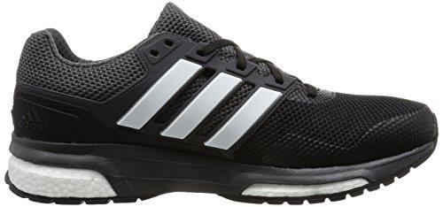 Pour Noir Response Chaussures M 2 Grpudg Homme Adidas Blanc Course Ftwbla Gris De negbas SpYqn