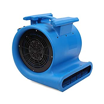 Image of Home Improvements MOUNTO 3-Speed Air Mover 1HP 4000+ CFM Monster Floor Blower Carpet Dryers Janitoral Floor Dryer