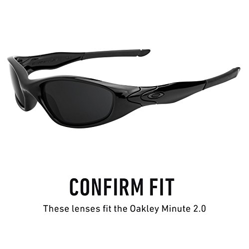a094ad2801f Revant Replacement Lenses for Oakley Minute 2.0 Elite Adapt Grey  Photochromic  Amazon.co.uk  Clothing
