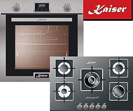 Kaiser Autark/Kaiser Eg 6372 - Hornillo de gas para cocina ...