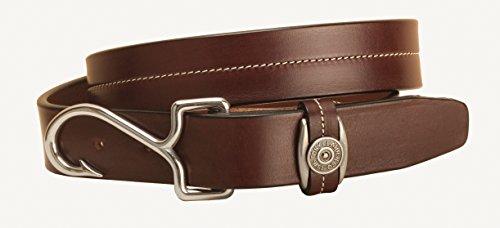 leather belt hook - 5