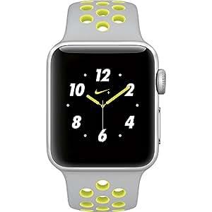 Amazon.com: Apple Watch Nike+ 38mm SIlver Aluminum Case