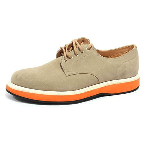 B2120 scarpa uomo CHURCHS LEYTON 2 SUEDE SANT FITTING F beige shoe men Sabbia